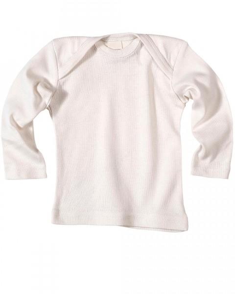 Baby Unterhemd langarm, Living Crafts, 100% Baumwolle (kbA)