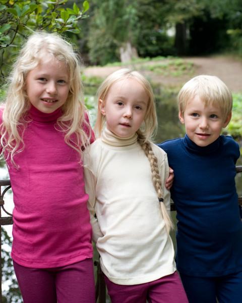Engel Natur, Kinder Rolli, 70% Wolle, 30% Seide